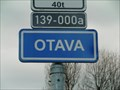 Image for Otava River & 4405 Otava - Pisek, Czech Republic