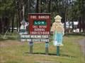 Image for Smokey Bear - Nine Mile Falls, WA
