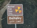 Image for Nuclear Free Zone - Berkeley, CA