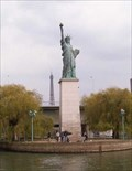 Image for Statue of Liberty - Paris, France