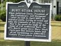 Image for Burt-Stark House / Jefferson Davis' Flight - Abbeville, SC