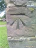 Image for Benchmark, St Helena's Church - West Leake, Nottinghamshire