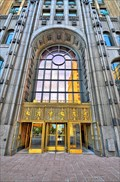 Image for Fisher Building Entrance - Detroit MI