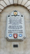 Image for William Wallace Plaque - West Smithfield, London, UK