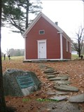 Image for Redstone (Mary and Her Lamb) Schoolhouse - Sudbury, MA