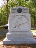 Image for 17th Ohio Infantry Monument ~ Chickamauga Georgia