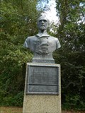 Image for Colonel John Sanborn Bust - Vicksburg National Military Park