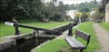 Image for Lock 14W On The Huddersfield Narrow Canal – Mossley, UK