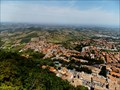 Image for Upper station of aerial tramway on Monte Titano - San Marino