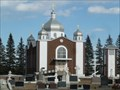 Image for St. Mary's Russian Greek Orthodox Church - Nisku, Alberta