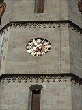 Image for Clock of Stadtkirche - Balingen, Germany, BW