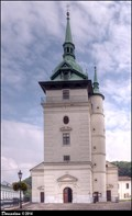 Image for Church of St. John of the Baptist / Kostel Sv. Jana Krtitele - Teplice (North Bohemia)
