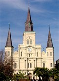 Image for St. Louis Cathedral, New Orleans, Louisiana