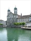 Image for Jesuitenkirche - Luzern, Switzerland