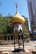 Image for Tampa Clock  -  Tampa, FL