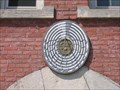 Image for Sundial on Old Mill Building, UVT, Burlington VT