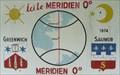 Image for Meridian Marker, Saumur, Pays de Loire, France