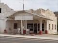 Image for Historic John Osterman Shell Gas Station - Peach Springs, Arizona, USA.