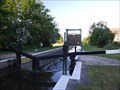 Image for water Newton lock on the river Nene