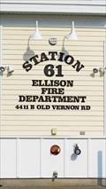 Image for Station 61 Ellison Fire Department