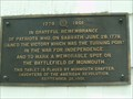 Image for Old Tennent Church Memorial - Manalapan, NJ