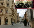 Image for Casino Royale - Towards Hotel Splendide Scene, Karlovy Vary, Czech Republic