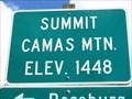 Image for Camas Mtn Summit - Camas Valley, OR - 1448'