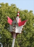 Image for Salvation Army birdhouse -- 3100bl of Ness Ave, Winnipeg MB