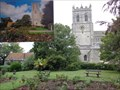 Image for Priory Church & Cottage - Christchurch, Dorset, UK.