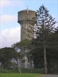 Image for Water Tower, Foxton. North Is. New Zealand.