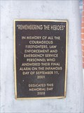Image for Remembering the Heroes - Perry, New York