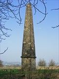 Image for Queen Anne's Obelisk - Rainborough Park, Barnsley, South Yorkshire.