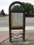 "Image for San Tomas Aquino Creek Trail ""You are Here"" - Santa Clara, CA"
