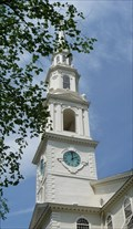 Image for First Baptist Meetinghouse - Providence RI