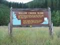 Image for Willow Creek Slide, Idaho