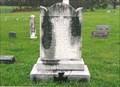 Image for Gen. Stand Watie - Cross of Honor - Polsen Cemetery, OK