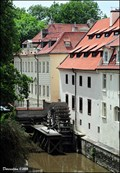 Image for Velkoprevorský mlýn / Grand Priory Water Mill - Kampa Island (Prague)