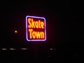 Image for Skate Town Neon - Grapevine Texas