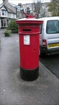 Image for Anonymous Pillar Box, Bare Post Office, Lancashire