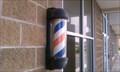 Image for O and O Barber Shop Pole - Ogden, Utah