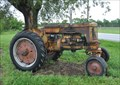 Image for Unidentified Rubber-Tire Tractor