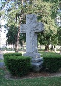Image for St. Mary's Cemetery  Cross  -  Portsmouth, OH