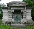 Image for Nave Mausoleum - Mount Mora Cemetery - St. Joseph, Mo.