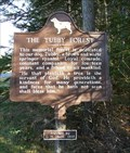 Image for Tubby, the dog, memorial forest - Couderay, WI