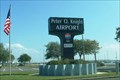 Image for Peter O. Knight Airport
