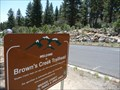 Image for Brown's Creek Trailhead - Reno, NV