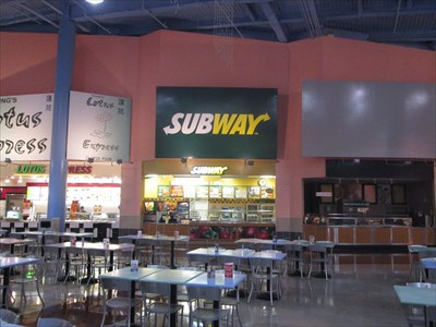 Subway Restaurant Fashion Outlets Of Las Vegas Primm Nv Restaurants On Waymarking