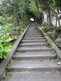 Image for Upper Baker Street Stairs (West) - San Francisco, CA