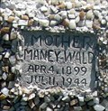Image for Maney Wald - Fairview Cemetery, Joplin, MO