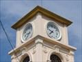 Image for Surin Circle Clock—Phuket Town, Thailand.